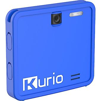 Kurio Snap cámara 3MP WiFi de 1 GB - azul (C17700GB)