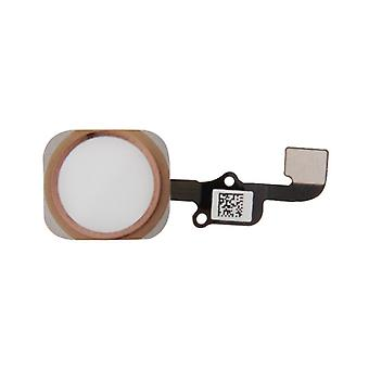 Home button Flex cable replacement adapter for Apple iPhone 6 S 4.7 and plus repair Rose Gold