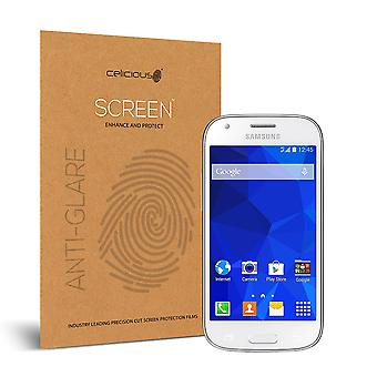 Celicious Matte Anti-Glare Screen Protector Film Compatible with Samsung Galaxy Ace 4 [Pack of 2]