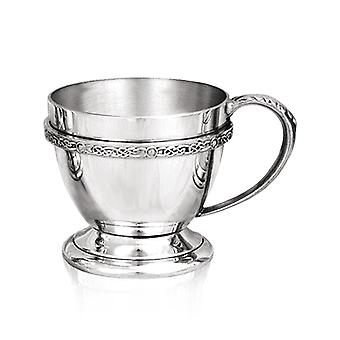 Celtic Band Pewter Child's Cup