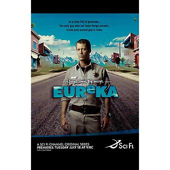 Eureka (TV) Movie Poster (11 x 17)