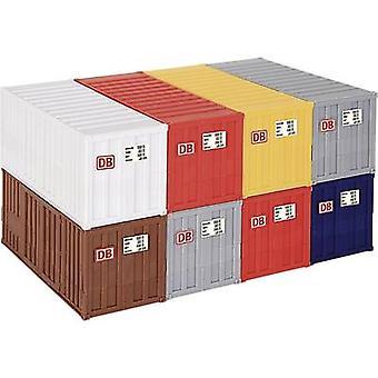 Kibri 10924 H0 20 ft container