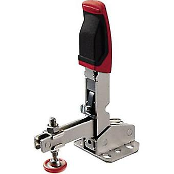 Bessey Vertical toggle clamp with open arm and horizontal base plate STC-VH /40 STC-VH50