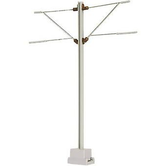 H0 H-section mast Universal Viessmann