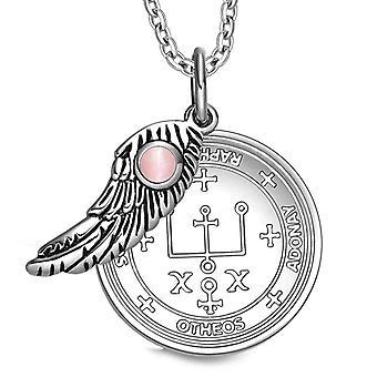 Archangel Raphael Sigil magiske Wing Amulet