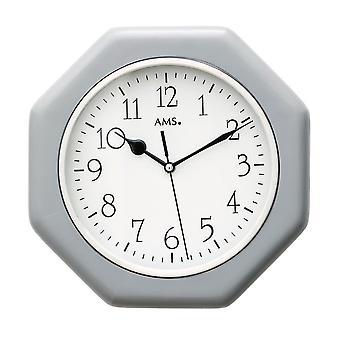 Wall clock radio AMS - 5511