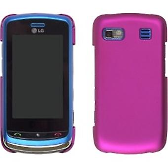 Wireless Solutions Click Case for LG GR500 - Fuchsia