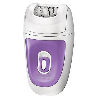 Remington EP7010 White/Violet Ladies Smooth & Silky Corded Epilator Shaver