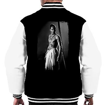 Bobby Brown Live Men's Varsity Jacket