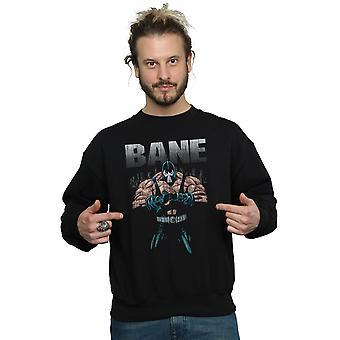 DC Comics Men's Batman Bane Sweatshirt