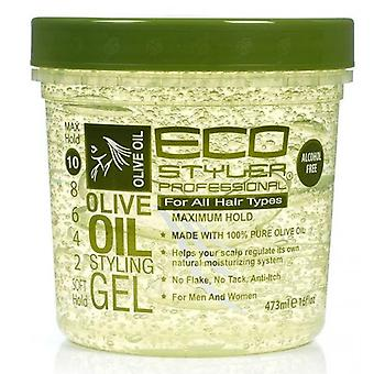 Eco Styler Olive Oil Styling Gel 16oz
