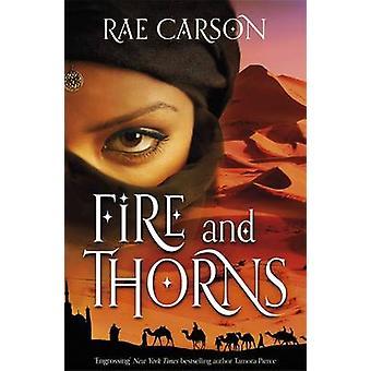 Brann og torner av Rae Carson - 9780575099159 bok