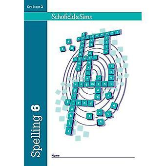Spelling - Book 6 by Carol Matchett - 9780721712178 Book