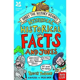 The National Trust - Harry the History Hound - Hysterical Historical Jo