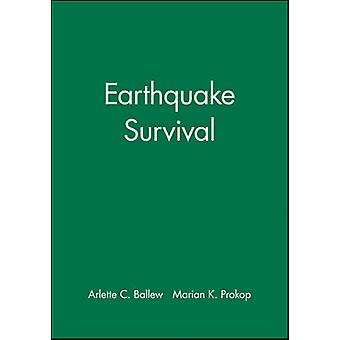 Earthquake Survival - Leader's Manual by Arlette C. Ballew - Marian K.