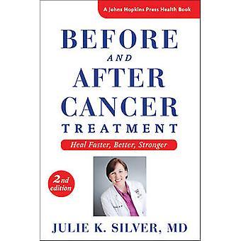 Antes e após o tratamento do câncer - curar mais rápido - melhor - mais forte (2