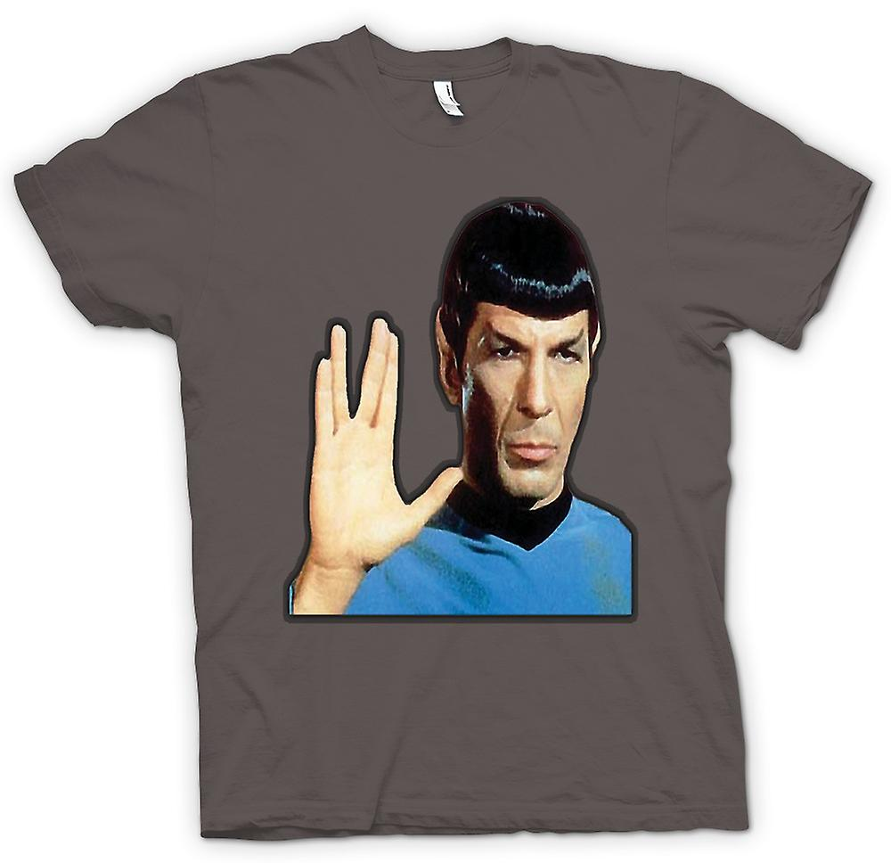 Mens T-shirt - Mr Spock - Star Trek