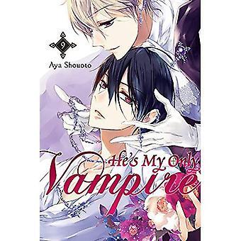 He's My Only Vampire, Vol. 9
