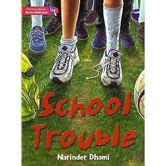 Scène de Fiction l'alphabétisation mondiale Satellites 2: École Trouble (LW SATELLITES)