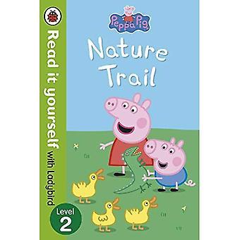 Peppa Pig: natuurpad - Lees het zelf met lieveheersbeestje: niveau 2