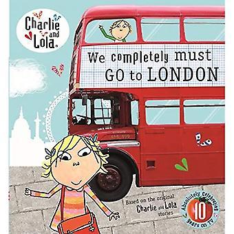 Charlie und Lola: Wir müssen ganz nach London zu gehen