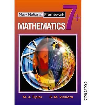 New National Framework Mathematics 7+ Pupils Book: 7 Plus (New National Framework Mathematics)