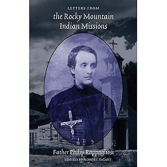 Breve fra Rocky Mountain indiske missioner