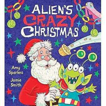 Des Ausländers verrückte Weihnachten