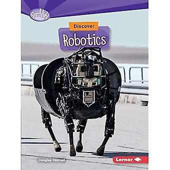 Löydä robotiikka (valonheitin kirjat, on hienoa tieteen?)