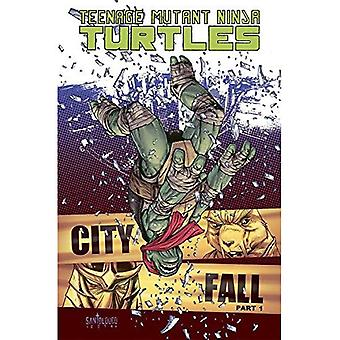 Teenage Mutant Ninja Turtles volym 6: City hösten del 1 (Teenage Mutant Ninja Turtles grafiska romaner)