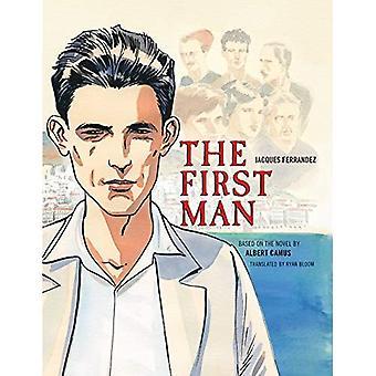 Le premier homme - le roman graphique