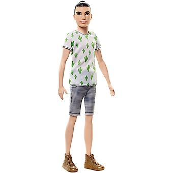 Barbie FJF74 Ken Fashionistas 16 Cactus Cooler Doll