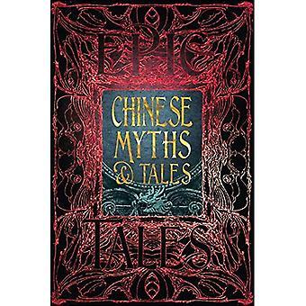 Chinese mythen & Tales: Epic Tales (gotische Fantasy)