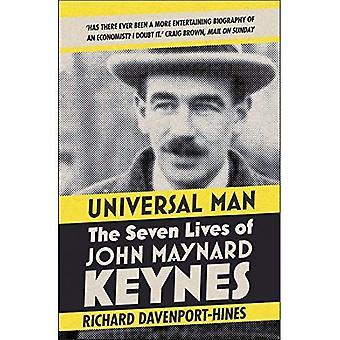 L'homme universel: Les sept vies de John Maynard Keynes