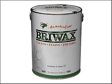 Briwax Wax Polish Original Clear 5 Litre