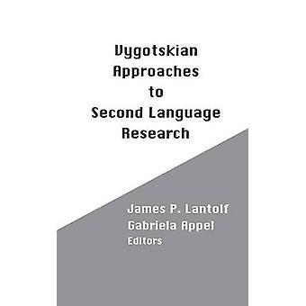 Vygotskian tilgange til andet sprogforskning af Lantolf & James