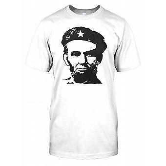 Abraham Lincoln als Che Kinder T Shirt