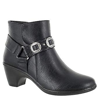Easy Street Womens Bailey Almond Toe Ankle Fashion Boots