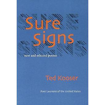 Sure Signs - New and Selected Poems by Ted Kooser - 9780822953135 Book