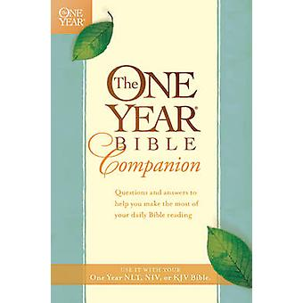 The One Year Bible Companion - 9780842346160 Book