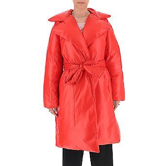 Givenchy rød nylon overtøj jakke