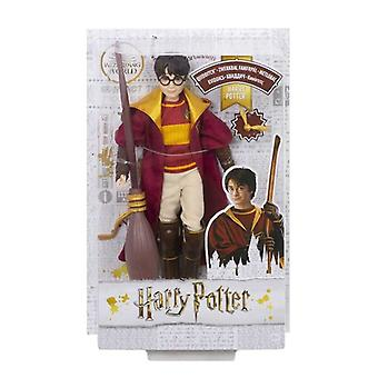 Harry Potter Quidditch, boneca 27 cm-Harry Potter