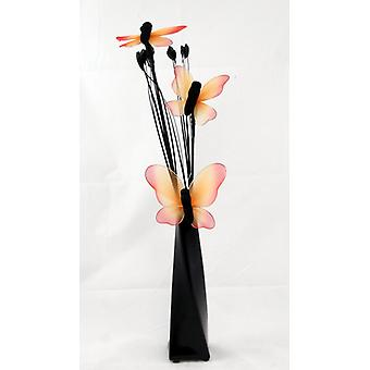 Artificial Butterfly Head Floral Display