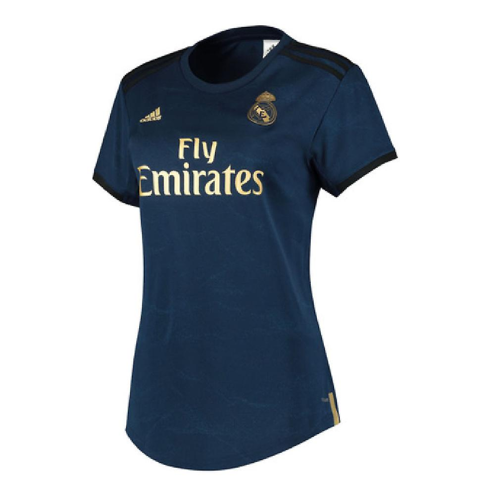 2019-2020 Real Madrid Adidas femmes Away Shirt