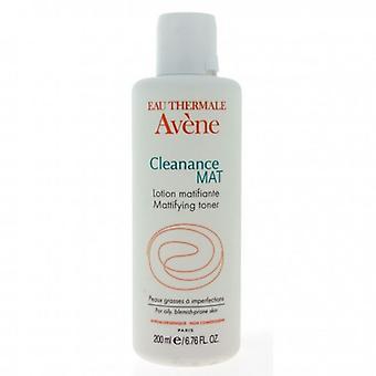 Avene Cleanance MAT Mattifying Toner 200ml