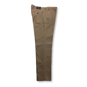 HUGO BOSS Crigan regular fit chinos in light brown