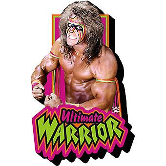Magnet - WWE - Ultimate Warrior w/Logo Funky Chunky New 95642