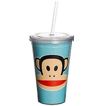 Paul Frank Blue Cup With Cane (Kitchen , Household , Mugs and Bowls)