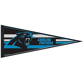 Wincraft NFL Felt Pennant 75x30cm - Carolina Panthers