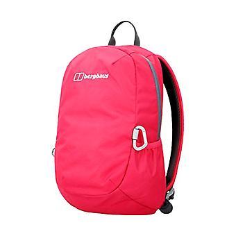 Berghaus Twentyfourseven 15 Litre - Unisex Adult Backpack - Dark Cerise/Carbon - 15L